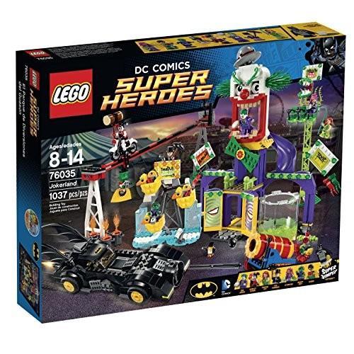 レゴ Super ヒーローズ 76035 Jokerland Building キット海外取寄せ品