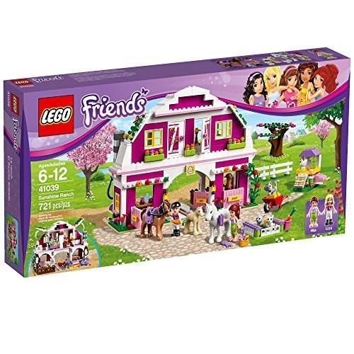 レゴ フレンド 41039 Sunshine Ranch (Discontinued by manufacturer)海外取寄せ品