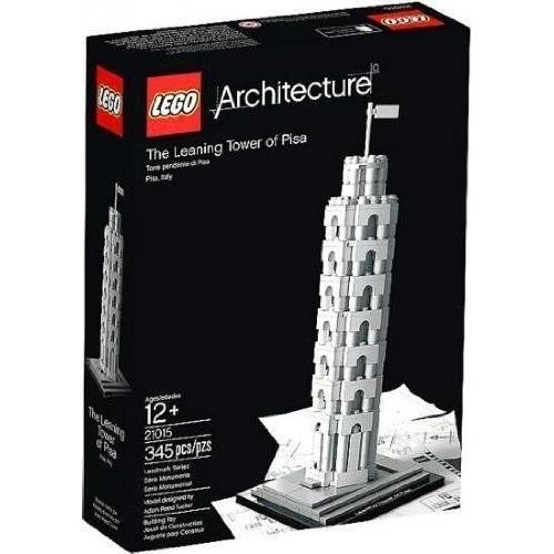 レゴ アーキテクチャー Lego Architecture The Leaning タワー of Pisa (Discontinued 海外取寄せ品