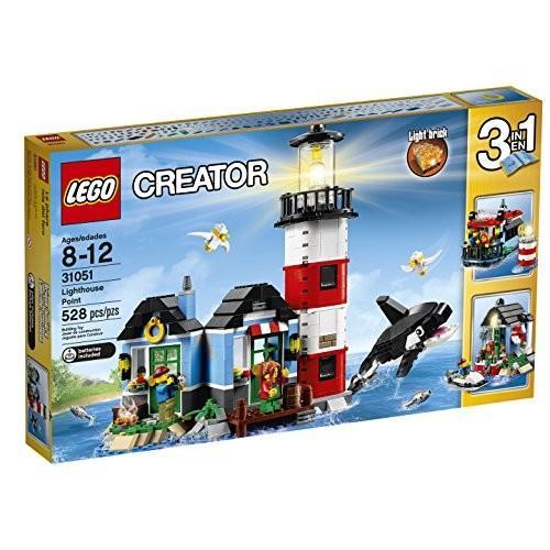 レゴ クリエイター Lego Creator Lighthouse ポイント 31051 Building Toy海外取寄せ品