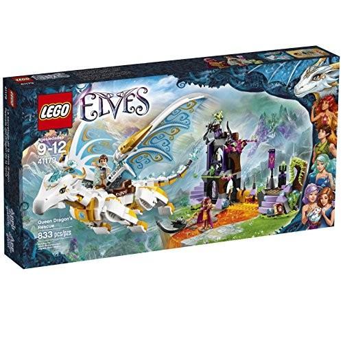 レゴ Elves クイーン Dragon's レスキュー 41179 クリエイティブ プレイ Toy for 9- to 12-Year海外取寄せ品