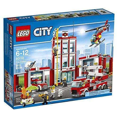 レゴ シティ Lego City ファイア Station 60110海外取寄せ品