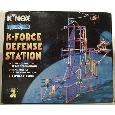 K'nex K-force Defense Station海外取寄せ品