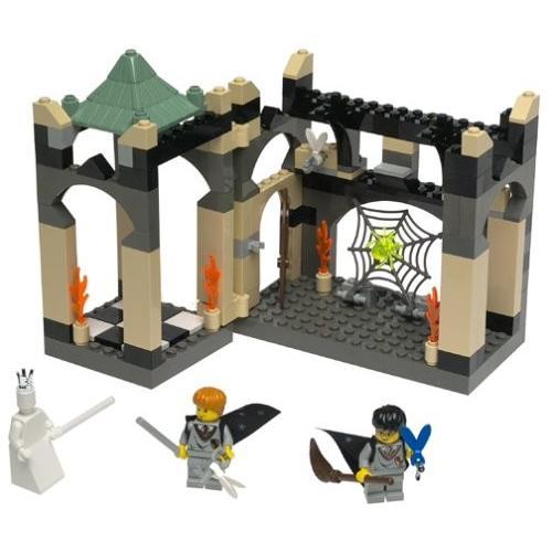 レゴ ハリーポッター Harry Potter: Chamber of the Winged キー (4704)海外取寄せ品