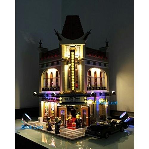 パレス シネマ ライティング キット for レゴ 10232 セット (LEGO セット Not Included) by Brick海外取寄せ品