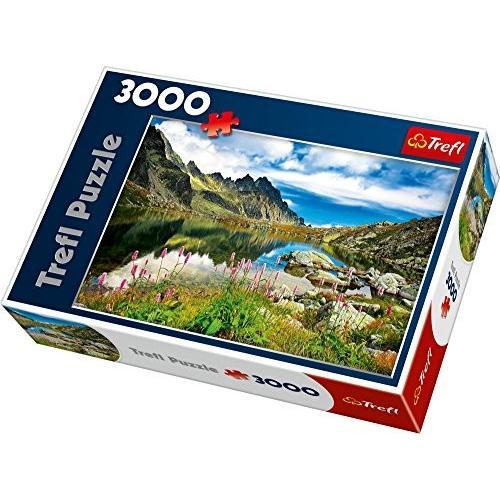 Trefl Pond in Tatras Mountains Slovakia ジグソーパズル パズル (3000 Piece)海外取寄せ品