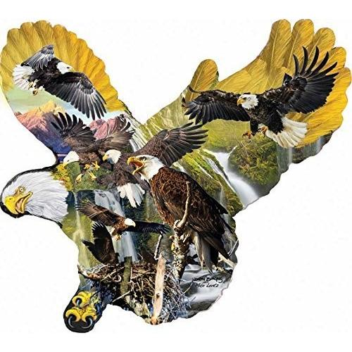 ライト of the Eagles - 1000 ピース ジグソーパズル パズル By Sunsout Inc. by SunsOut海外取寄せ品