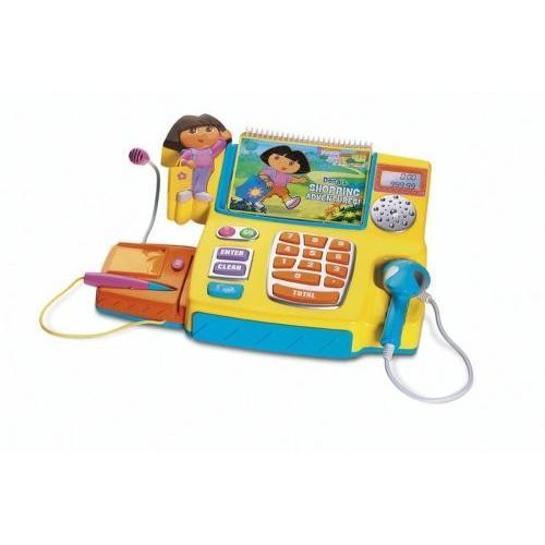 Fisher-Price Dora's トーキング Cash レジスター海外取寄せ品