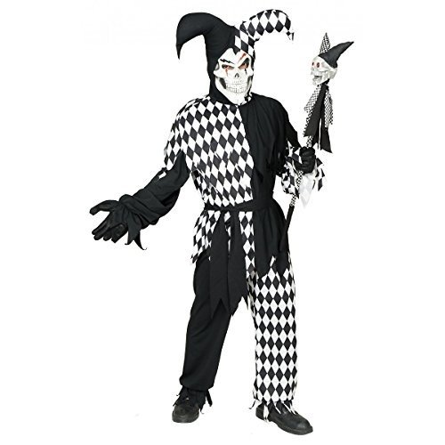 Wicked Chamber Jester コスチューム - X-スモール海外取寄せ品