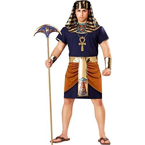 Pharaoh コスチューム - XX-ラージ - チェスト サイズ 50-52海外取寄せ品