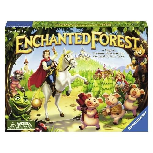Enchanted フォレスト - Children's ゲーム海外取寄せ品
