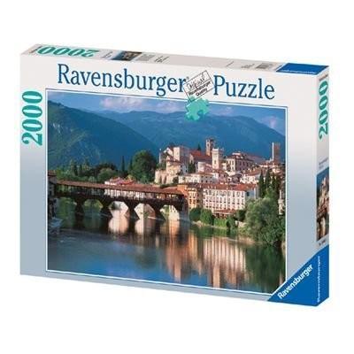 Bassano Del Grappa, イタリア ジグソーパズル パズル 2000pc海外取寄せ品