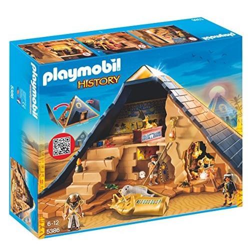 PLAYMOBIL Pharaoh's ピラミッド海外取寄せ品