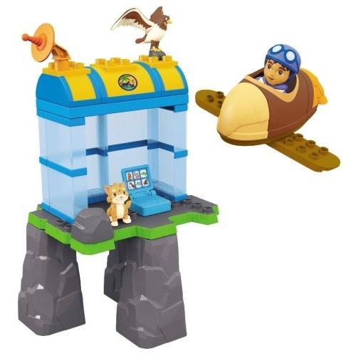 Mega Bloks Diego's Buildable タカ レスキュー海外取寄せ品