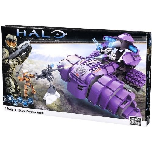 Mega Bloks Halo Covenant Wraith海外取寄せ品