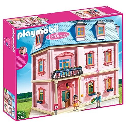 PLAYMOBIL Deluxe Dollhouse プレイセット海外取寄せ品