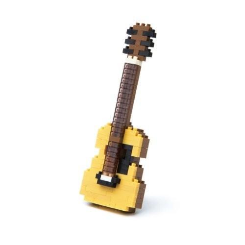 Nanoblock Acoustic Guitar海外取寄せ品