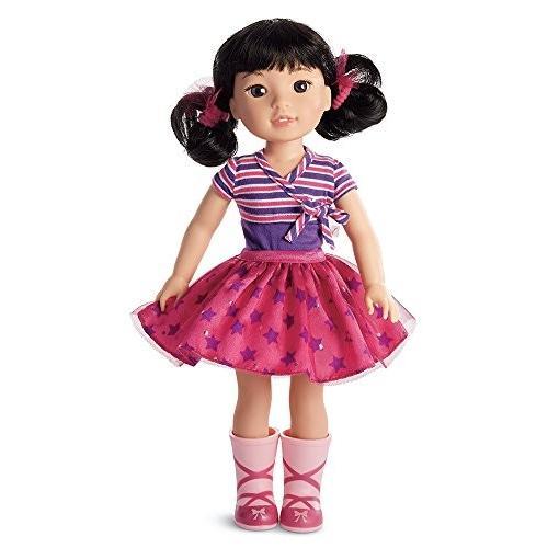 アメリカンガール American Girl WellieWishers エマーソン ドール海外取寄せ品