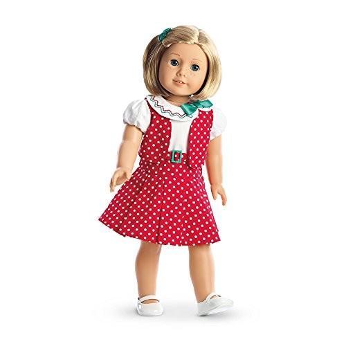 アメリカンガール American Girl - Beforever キット - Kit's Reporter ドレス海外取寄せ品