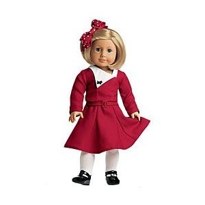 アメリカンガール American Girl キット - Kit's ホリデー Outfit海外取寄せ品