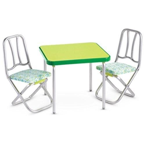 アメリカンガール American Girl Melody's テーブル and Chairs海外取寄せ品