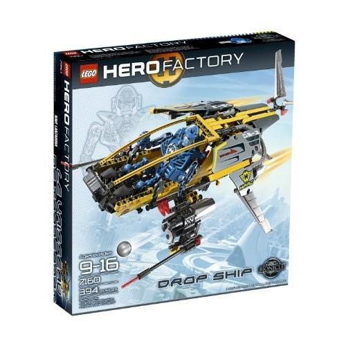レゴ ヒーロー ファクトリー ドロップ シップ 7160海外取寄せ品