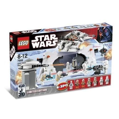 レゴ スターウォーズ Star wars Hoth Rebel Base海外取寄せ品