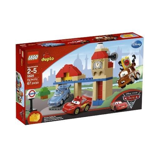レゴ Cars ビッグ ベントレー 5828海外取寄せ品