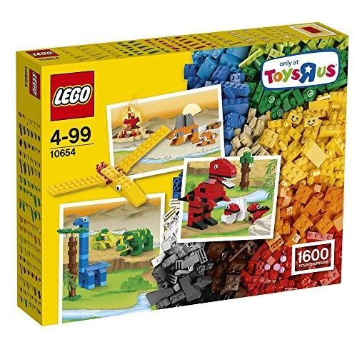 レゴ クラシック XL クリエイティブ Brick ボックス セット #10654海外取寄せ品