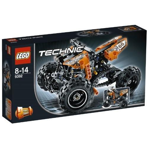 レゴ テクニック Lego Technic クワッド バイク 9392海外取寄せ品