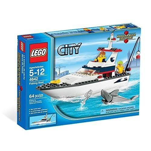 レゴ シティ Lego City フィッシング ボート 4642海外取寄せ品