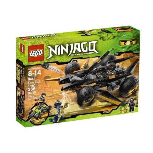 レゴ ニンジャゴー Lego Ninjago Cole's Tread Assault 9444海外取寄せ品