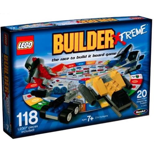 レゴ Builder Xtreme 118 ピース海外取寄せ品