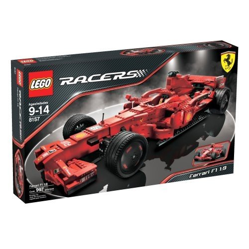 レゴ レーサー フェラーリ Ferrari F1 1:9海外取寄せ品