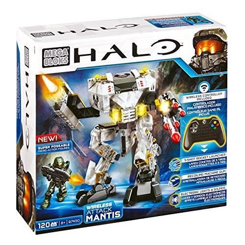 Mega Bloks Halo Wireless Attack カマキリ海外取寄せ品
