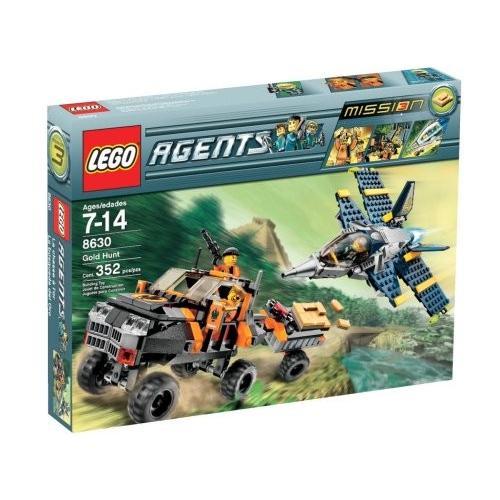 レゴ エージェント ゴールド Hunt海外取寄せ品