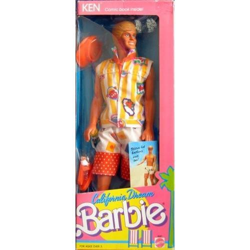 Californa バービー Barbie Ken海外取寄せ品