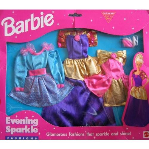 バービー Barbie Evening スパーク ファッション - グラマラス ファッション That スパーク & Shine! - 海外取寄せ品