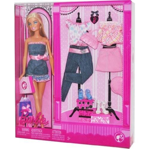 バービー Barbie 2008 ピンク Series 12 インチ ドール セット - Teresa ドール with 3 Outfi海外取寄せ品