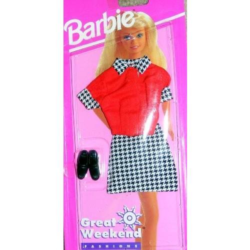 バービー Barbie グレート Weekend ファッション (1995)海外取寄せ品