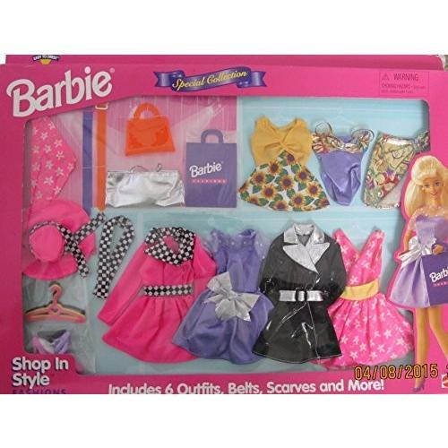 バービー Barbie Special コレクション SHOP In スタイル ファッション w 6 イージー to ドレス ファッショ海外取寄せ品