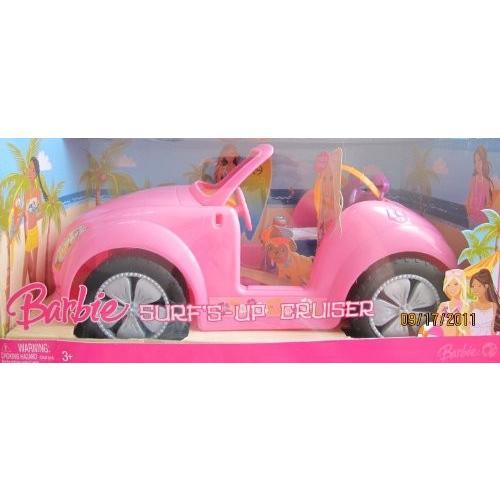 バービー Barbie SURF'S UP クルーザー Vehicle CAR w COOLER & MORE! (2007)海外取寄せ品