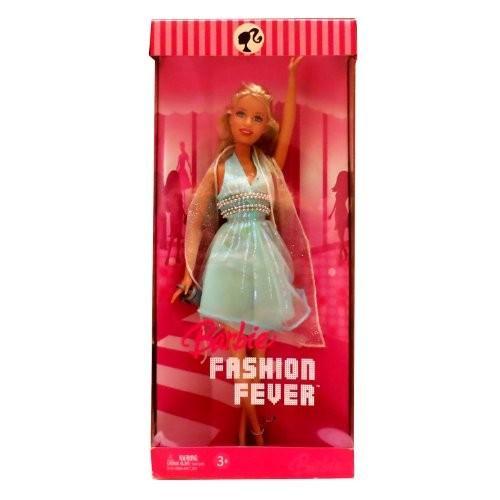 Mattel Year 2006 バービー Barbie ファッション フィーバー Series 12 インチ トール ドール セット 海外取寄せ品