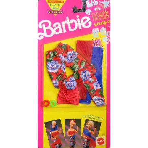 バービー Barbie ファッション ラップ - イージー To ドレス ファッション Clothes (1991)海外取寄せ品