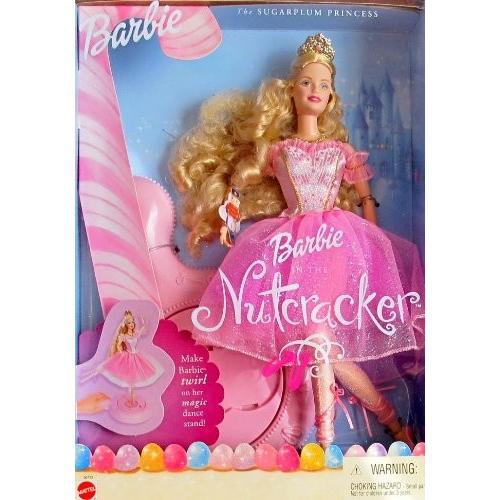 バービー Barbie in The Nutcracker SUGARPLUM プリンセス バービー Barbie ドール w ダンス 海外取寄せ品