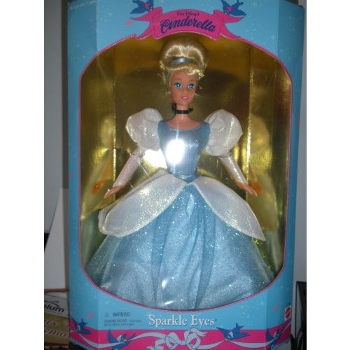 Mattel ウォルト ディズニー スパーク アイ シンデレラ Cinderella海外取寄せ品
