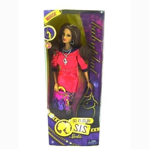 バービー Barbie So in スタイル ベビー Phat Marisa ドール海外取寄せ品