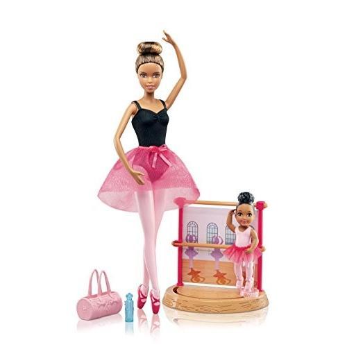 バービー Barbie Careers バレエ Instructor プレイセット海外取寄せ品