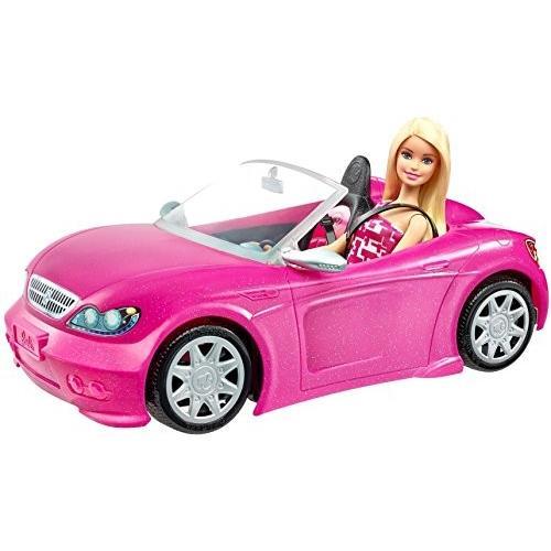バービー Barbie Convertible and ドール パック海外取寄せ品