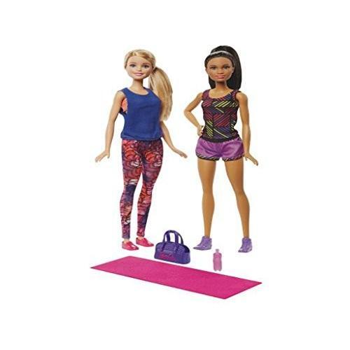2016 バービー Barbie and Christie Exercise ファン EXCLUSIVE海外取寄せ品